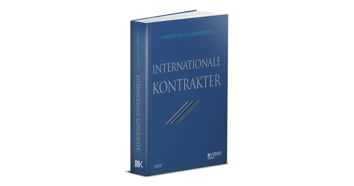 Internationale kontrakter af Andreas Schønbeck