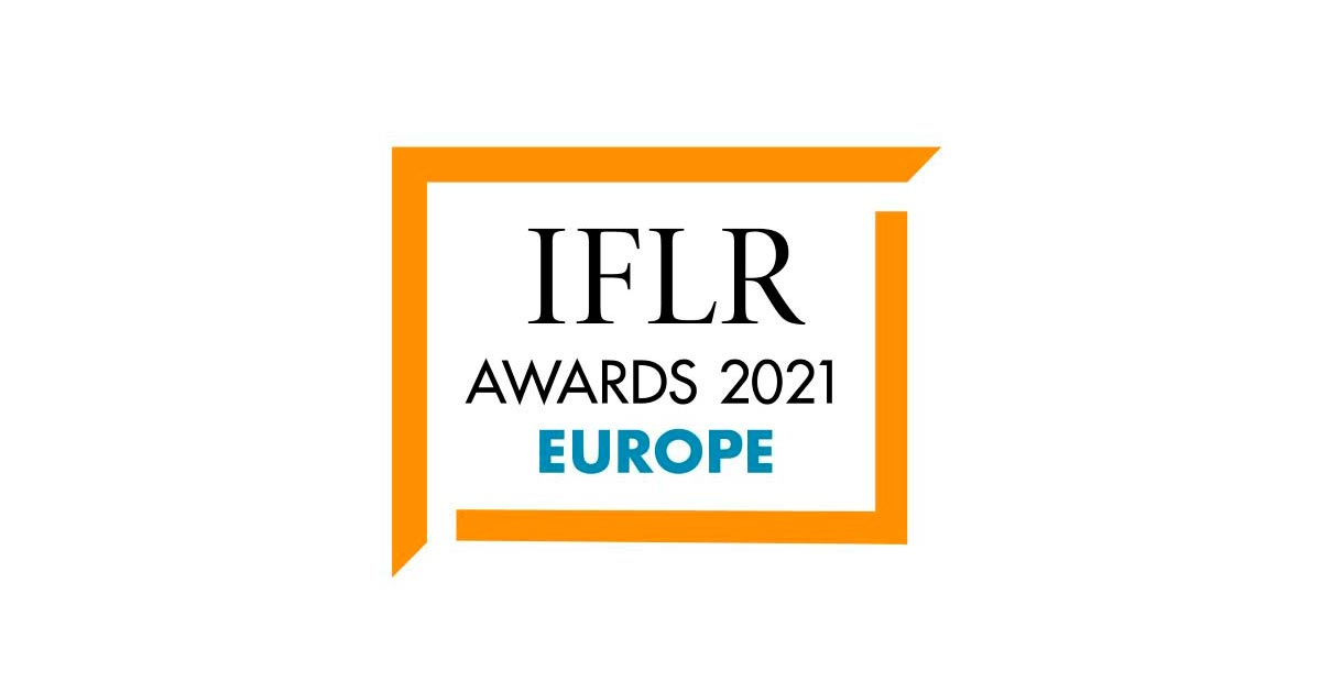 IFLR Europe Awards 2021 - Denmark