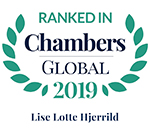 Lise Lotte Hjerrild - Chambers Global 2017
